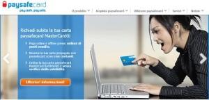 paysafecard carta prepagata